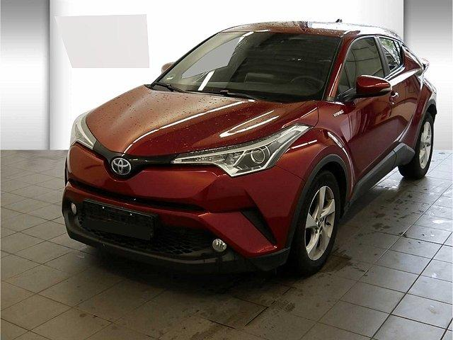 Toyota C-HR - Hybrid Business Edition 1.8 EU6d-T Navi Keyless Radar Rückfahrkam. Fernlichtass.