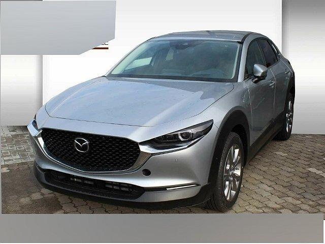 Mazda CX-30 - SKYACTIV-G 2.0 M-Hybrid Aut. SELECTION LED Navi HUD Fernlichtass. LED-Tagfahrlicht