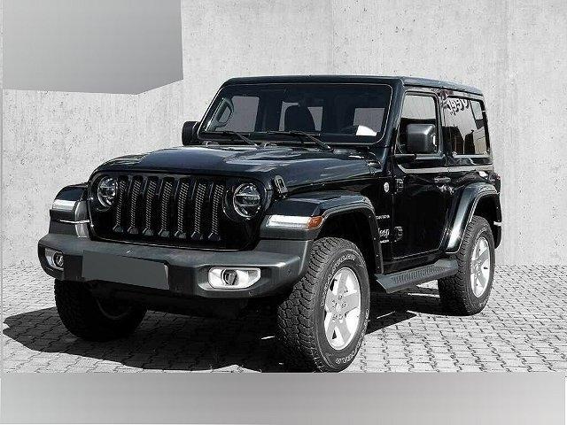 Jeep Wrangler - 2.2 CRDi Hardtop AWD Automatik Sahara