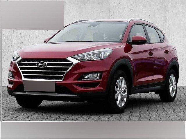 Hyundai Tucson - 1.6 GDi 2WD Trend SHZ RFK BHL