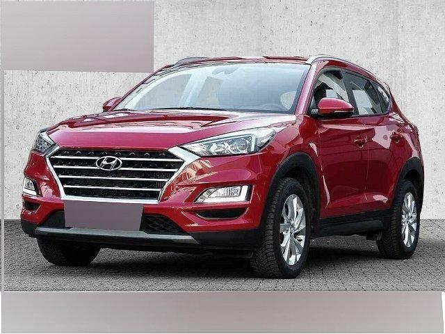 Hyundai Tucson - 1.6 GDi 4WD DCT Trend