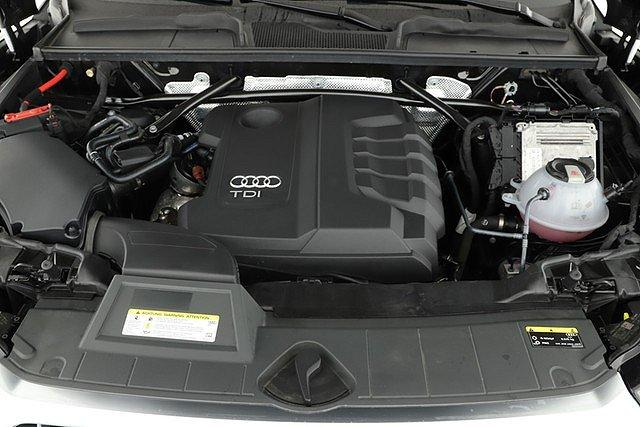 Audi Q5 40 TDI Q S tronic Design line Navi Kamera DAB