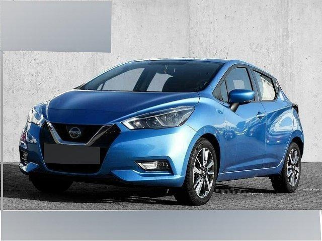 Nissan Micra - 0.9 IG-T N-Way Navi SHZ DAB