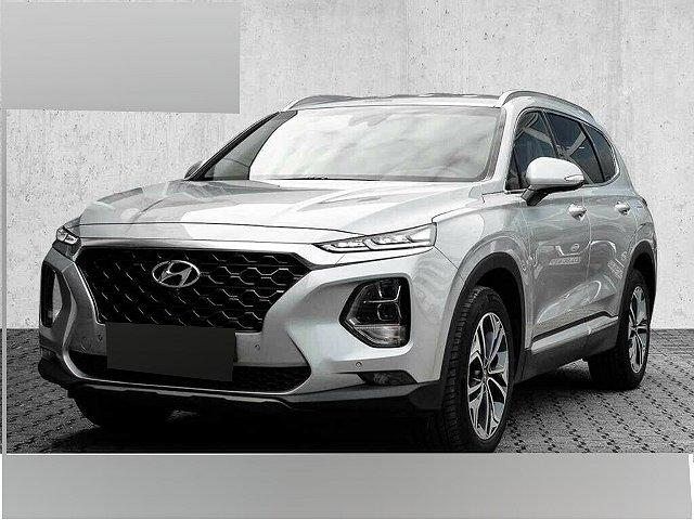 Hyundai Santa Fe - 2.2 CRDi 2WD Premium Navi Leder LED Hea