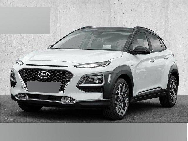 Hyundai Kona - 1.6 GDI DCT Hybrid Premium Navi-Paket ASCC