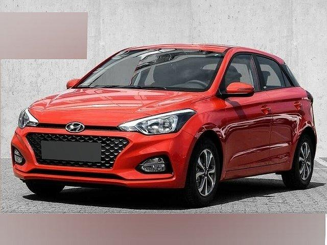 Hyundai i20 - blue 1.0 T-GDI Trend PDC Sitzheizung Lenkrad