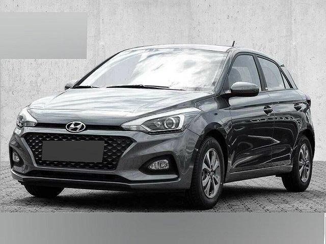 Hyundai i20 - blue 1.0 T-GDI DCT Trend Comfort-Paket Siche