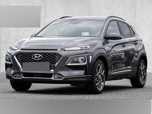 Hyundai Kona - 1.6 GDI DCT Hybrid Premium ASCC mit Stauass