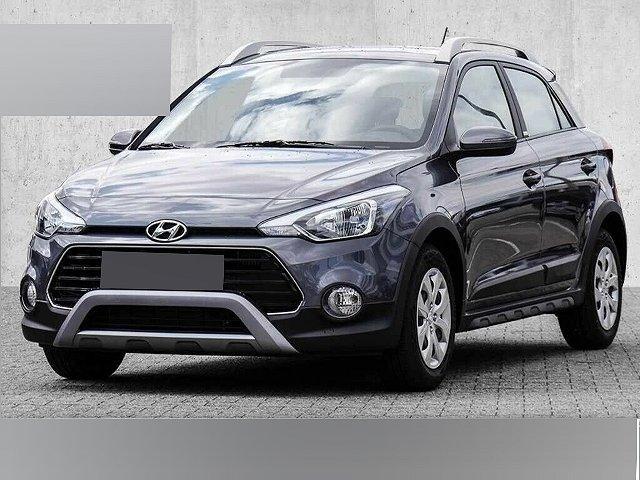 Hyundai i20 - blue 1.4 Active Select Klima Radio