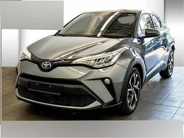 Toyota C-HR - 1.8 Hybrid 4x2 Team Deutschland Navigation LED Navi ACC Parklenkass. Rückfahrkam.