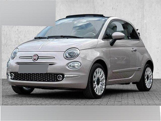 Fiat 500C - Serie 8 Star - STELLA WHITE City Paket, K