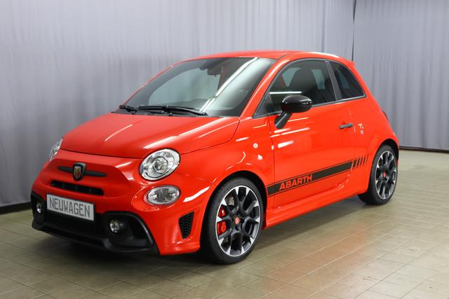 Abarth 595 Competizione - Sie sparen 5.510€ 1,4 T-Jet Bi-Xenon, Navigationssystem, Beats® Audio Soundsystem, MJ 2020, Apple CarPlay, 17