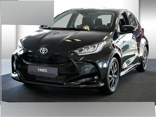 Toyota Yaris - 1.5 Benziner Club Comfort Paket Neues Mod ACC Rückfahrkam. Fernlichtass. LED-Tagfahrlicht