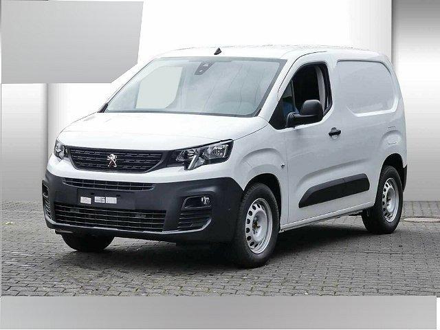 Peugeot Partner - 1.2 Puretech 110 L1 EHZ SS Grip Klima E