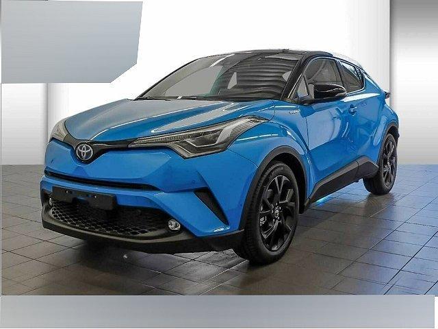 Toyota C-HR - 1.8 Hybrid 4x2 Style Selection ACC Parklenkass. Rückfahrkam. Fernlichtass.
