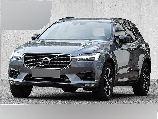 Volvo XC60 - XC 60 B5 D AWD Geartronic R-Design Navi LED RFK