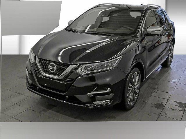 Nissan Qashqai - 1.3 DIG-T 140PS TEKNA+ Leder Navi Panora