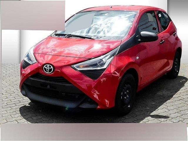 Toyota Aygo - 1.0 X 5trg Business-Pkt. Audio System Blue