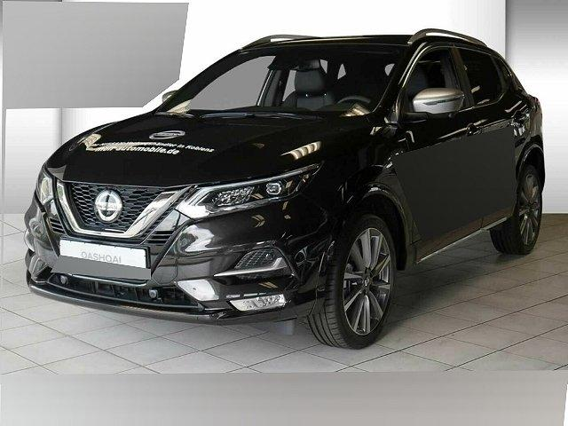 Nissan Qashqai - 1.3 DIG-T 140 PS Tekna+ Leder Navi LED B