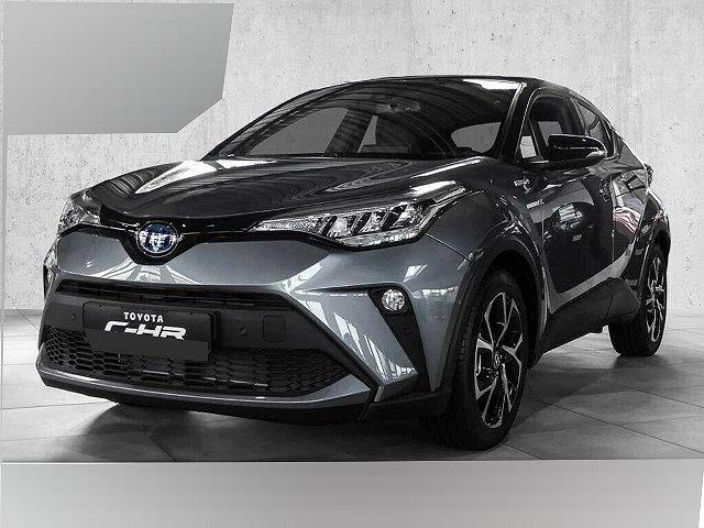 Toyota C-HR - 2.0 Hybrid 4x2 Team Deutschland Zweifarb La