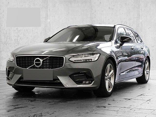 Volvo V90 - D4 Geartronic R-Design,LadePRO,MS,PGD,FSH