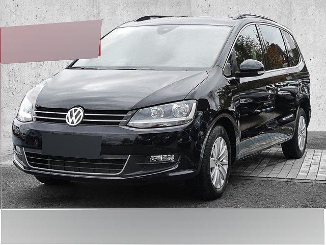 Volkswagen Sharan - 2.0 TDI DSG Comfortline 7-Sitzer CLIMATRONIC