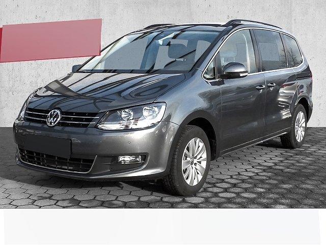 Volkswagen Sharan - 1.4 TSI DSG Comfortline 7-Sitzer NAVI