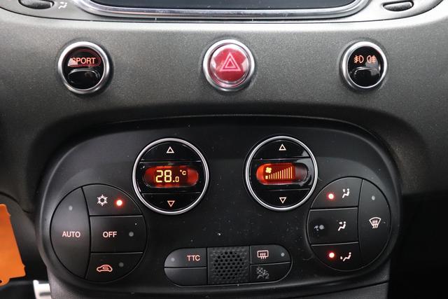 """595 MY20-Competizione 1.4 T-Jet 132 KW (180PS)708 - Asfalto Grau 583 - Rennsport Schalensitze """"Sabelt® GT"""" Stoff Schwarz/Grau """"06P CITY PAKET 230 Bi-xenon Scheinwerfer 3KR 17"""""""" Leichtmetallfelgen Design """"Supersport"""" 12-Speichen Finish Schwarz Matt 4YG Beats® Audio Soundsystem 5HN Kit Estetico schwarz 6GD Radioantenne im hinteren Seitenfenster 6U9 Schutz Lack Matt-Schwarz 802 708 - Asfalto Grau 9SV Gutschrift Bmc Sportluftfilter Und Tankdeckel Aus Aluminium """""""