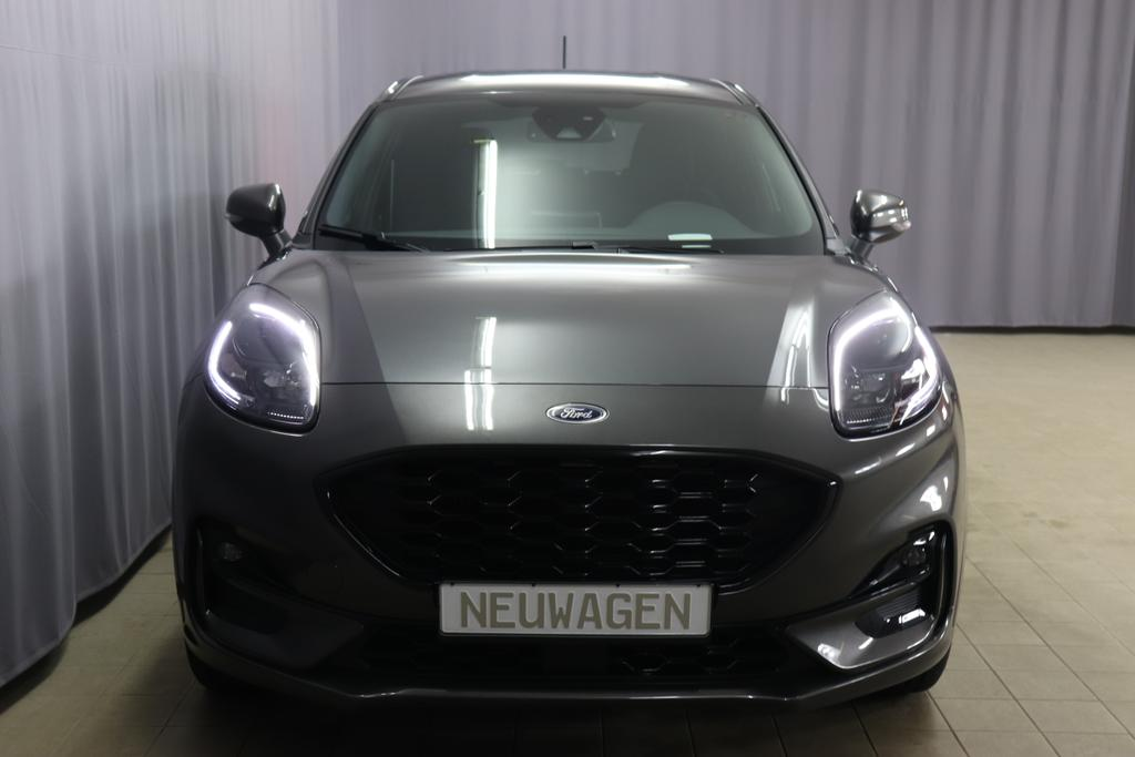 Ford Puma ST-Line 1.0 Ecoboost 125PS		Magnetic Grau
