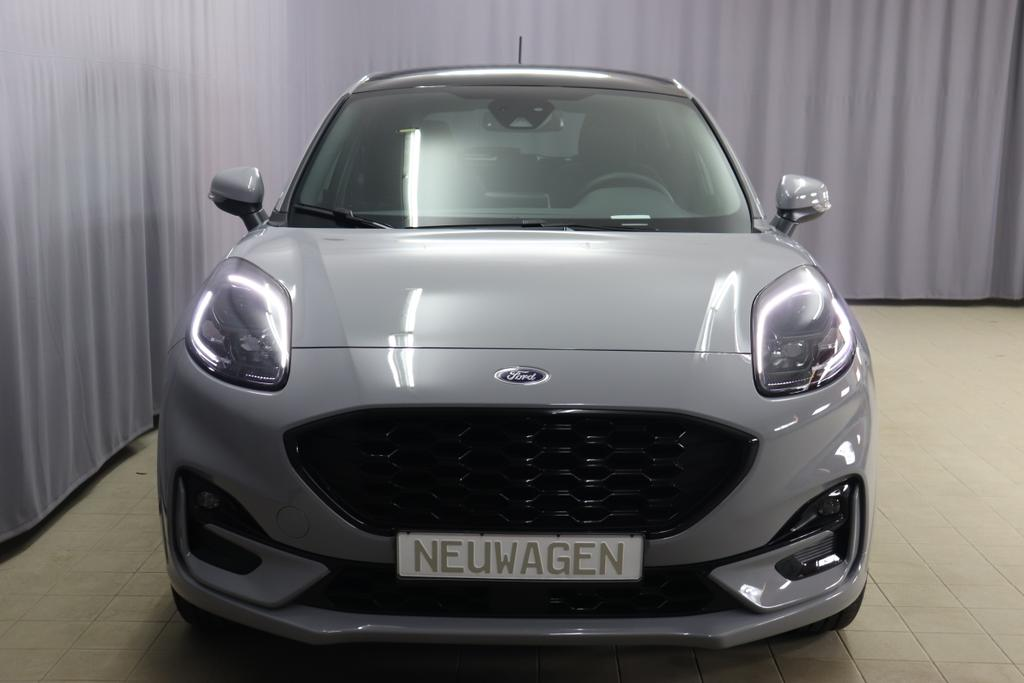 Ford Puma ST-Line 1.0 Ecoboost 125PS		Fancy Grey