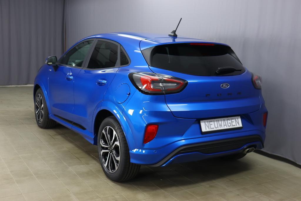 Ford Puma ST-Line 1.0 Ecoboost 125PSDynamic Blau