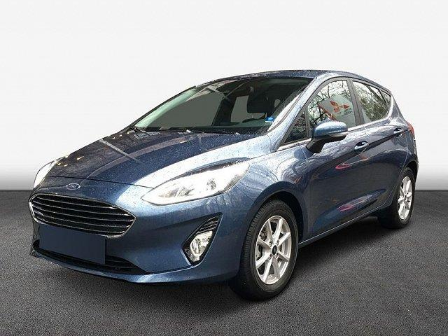 Ford Fiesta - 1.0 EcoBoost Hybrid TITANIUM Winter-Paket