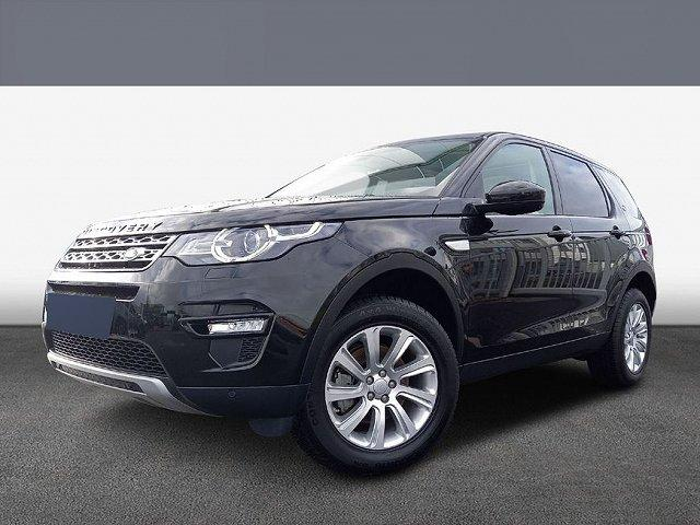 Land Rover Discovery Sport - TD4 Aut. HSE