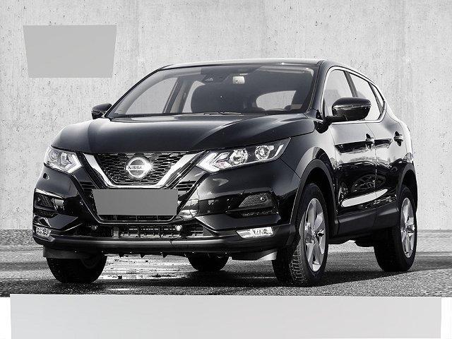 Nissan Qashqai - 1.3 DIG-T DCT ACENTA Navi Winterpaket