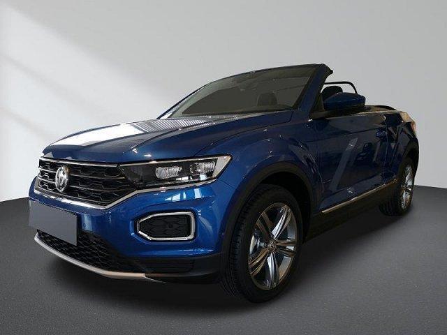 Volkswagen T-Roc Cabriolet - Style 1.5 l DSG LED NAVI ACC SHZ ALU Sebering 18 Zoll