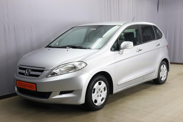 Honda FR-V - Comfort 1.7 92kW 125PS, 6 Sitzer, Klimaautomatik, Radio/CD, Radiofernbedienung am Lenkrad, Tagfahrlicht, Servolenkung, Heckspoiler, Notrad, 15 Zoll Stahlfelgen, uvm.