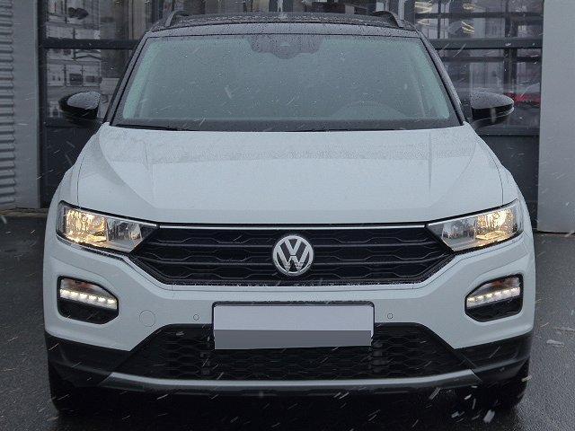Volkswagen T-Roc - Style TSI +AHK+DACH SCHWARZ+KAMERA+ACC+SPU