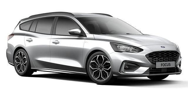 Ford Focus Turnier - ST-Line KAMERA/SHZ/PDC/LED/ALU 1.0 l Ecoboost 1...