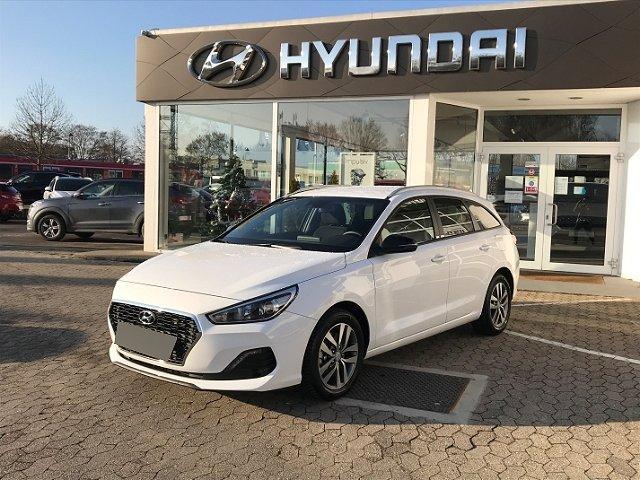 Hyundai i30 Kombi - i30cw (MJ20) 1,4 Benzin Turbo Sonderedition YES! (2019) Navi Rückfahrkam. Fernlichtass.