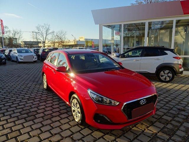 Hyundai i30 Kombi - i30cw 1.4 GDi Sonderkontingent +NAVI+RÜCKFAHRKAMERA+KLIMA+SHZ+TEMPOMAT+PDC+LICHTSENSOR