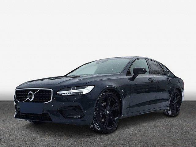 Volvo S90 - D5 AWD Geartronic R Design BW Standhzg.