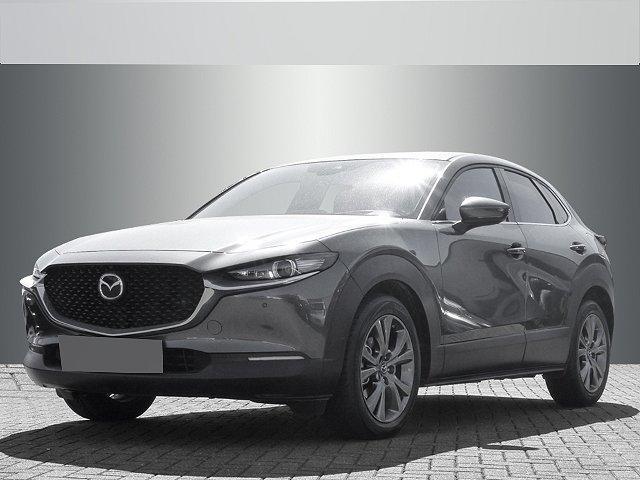 Mazda CX-30 - 2.0 SKYACTIV-X M Hybrid Selection*Navi+Leder*