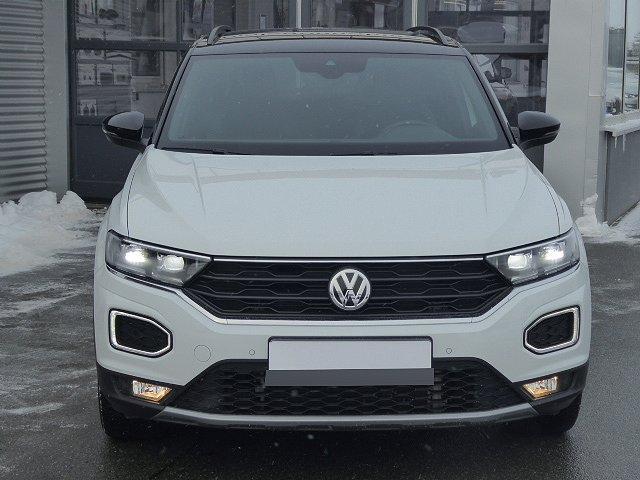 Volkswagen T-Roc - Sport 4Motion TSI DSG +17 ZOLL+DACH SCHWAR