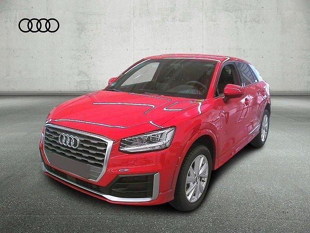 Audi Q2 - 40 TFSI Q S tronic Sport line Navi LED DAB 17