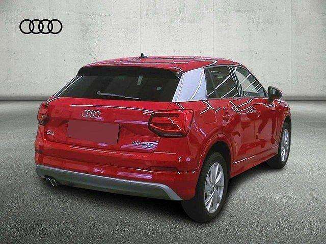 Audi Q2 40 TFSI Q S tronic Sport line Navi LED DAB 17