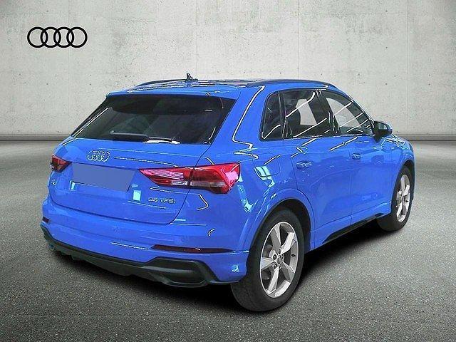 Audi Q3 35 TFSI 2x S line LED Kessy AHK B O DAB+ Navi 2