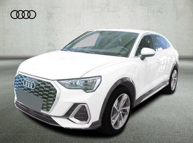 Audi Q3 - Sportback 35 1.5 TFSI S-Line Drive Select/Multi