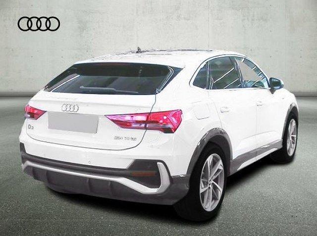 Audi Q3 Sportback 35 1.5 TFSI S-Line Drive Select/Multi