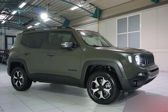 Jeep Renegade - PLUG-IN HYBRID 4XE TRAILHAWK + WARTUNG