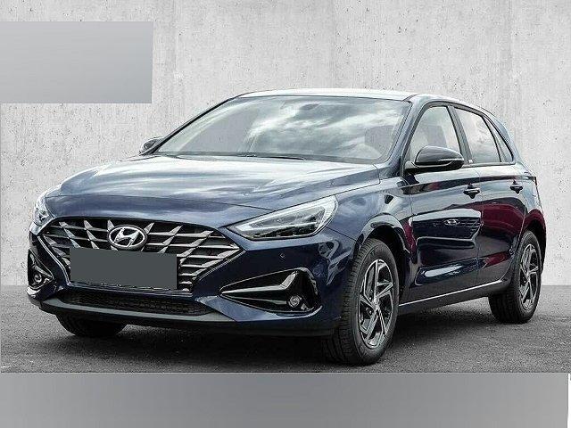 Hyundai i30 - 1.5 Intro Navi Sitzeizung Klima Rückfahrkame